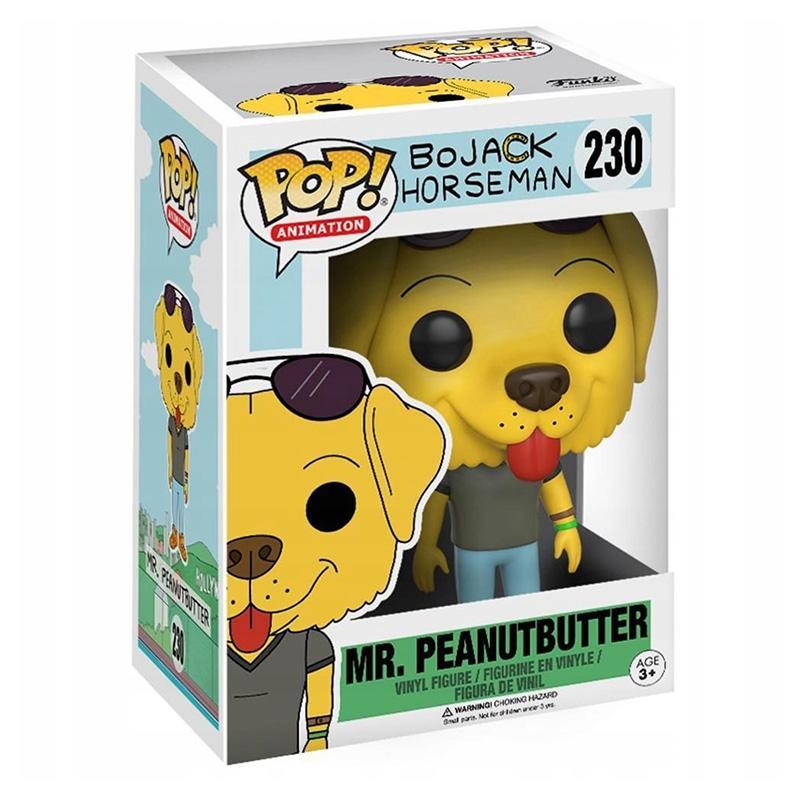Peanutbutter n°230 Pop! Mr BoJack Horseman Funko